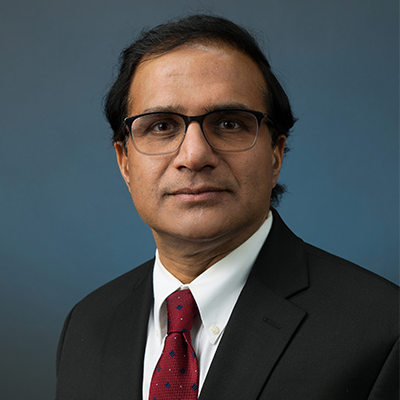 Krishna Reddy, professor of civil, materials, and environmental engineering at UIC