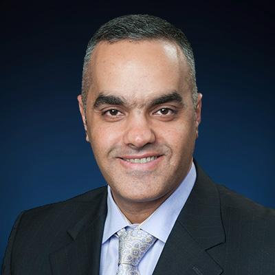 Mustafa Mahamid, a clinical associate professor in CME