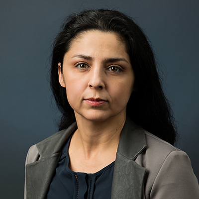 Didem Ozevin, an associate professor of civil, materials, and environmental engineering at UIC