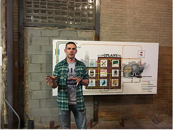 John Mulrow presents Water system diagram