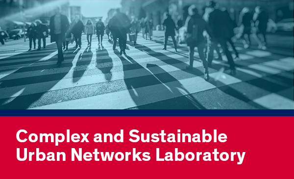 complex sustainable urban networks lab