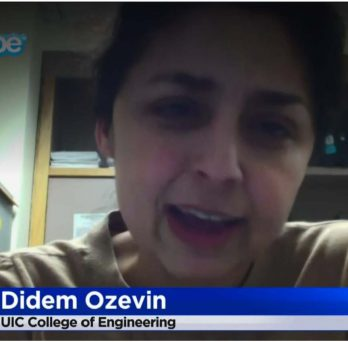 Professor Didem Ozevin