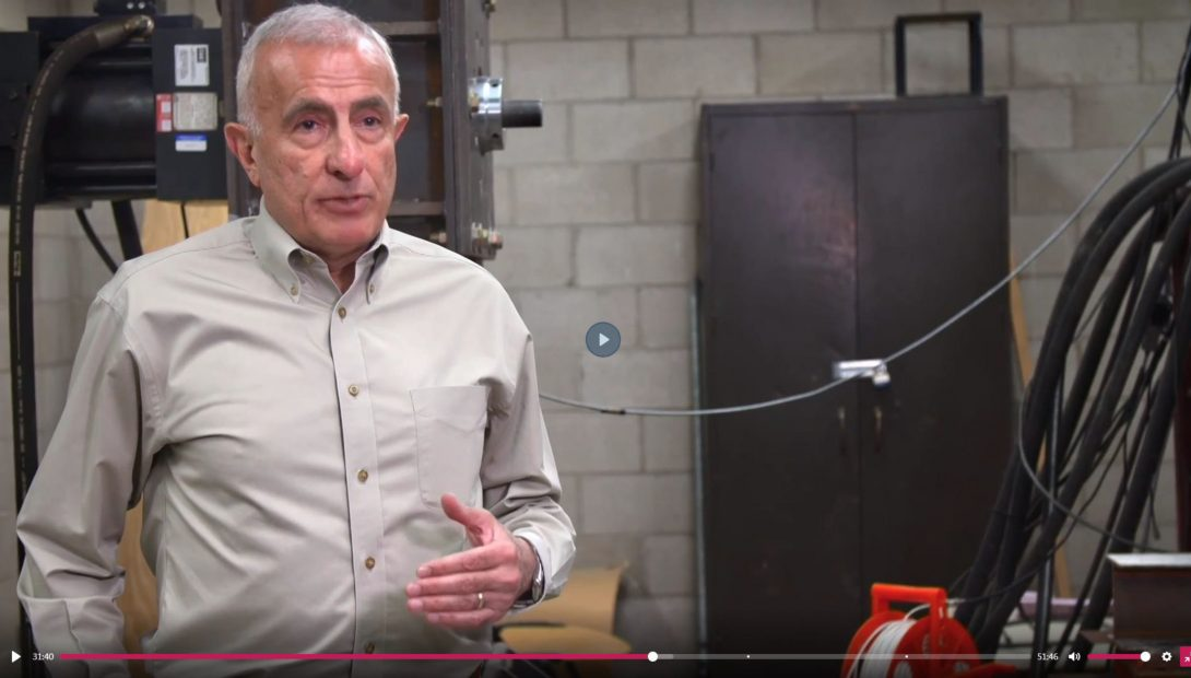 UIC Distinguished Professor Farhad Ansari, of Civil and Materials Engineering, was a featured expert on the latest episode of Engineering Catastrophes on the Science Channel