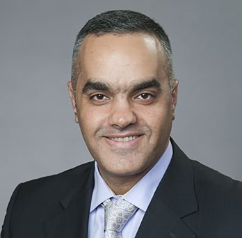 Mustafa Mahamid, a clinical associate professor in CME