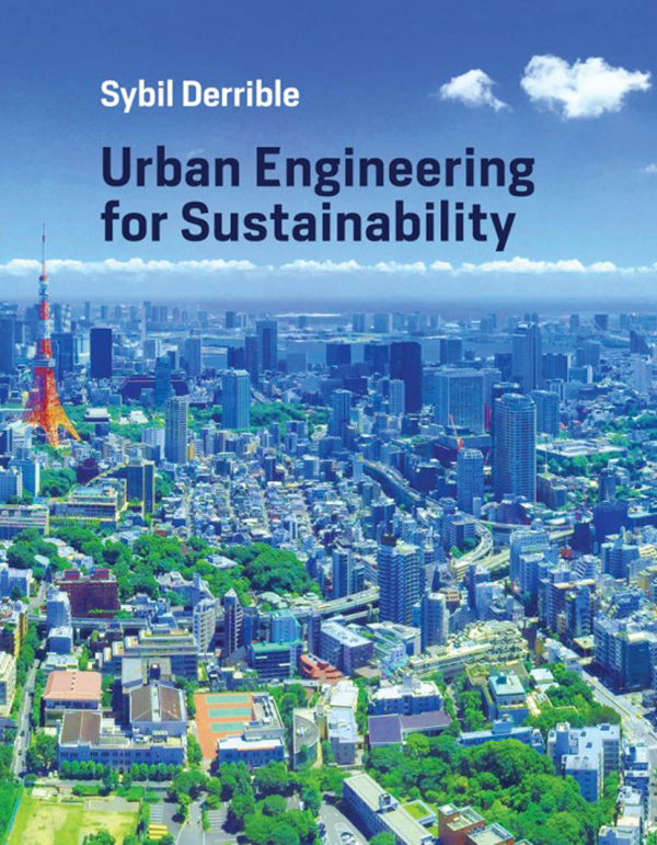 Urban Engineering for Sustainability textbook by UIC Professor Sybil Derrible