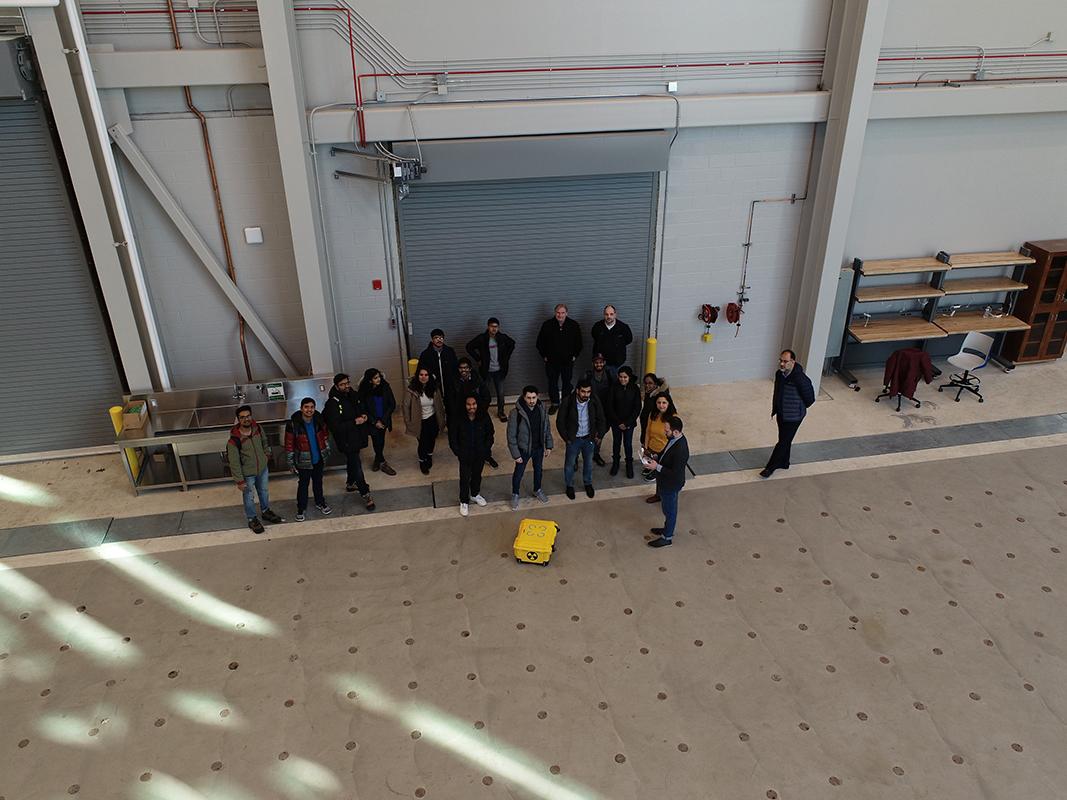 SPACECO, Inc. seminar UAV Presentation and Demo