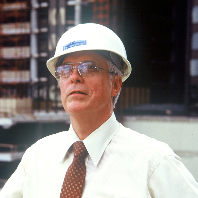 Harold Sandberg