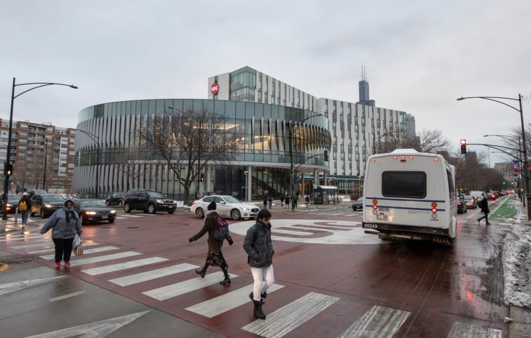 UIC shows continued strength in US News graduate schools rankings
