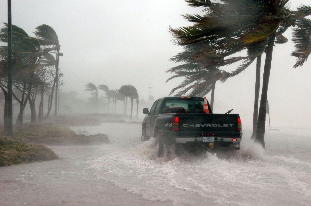 Climate change, Extreme coastal flooding events in the united states