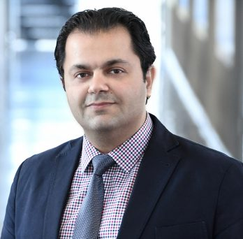 Amir Iranmanesh, clinical assistant professor in CME