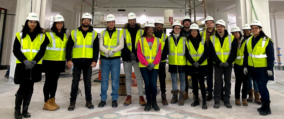 Construction Management Association of America at UIC student chapter
